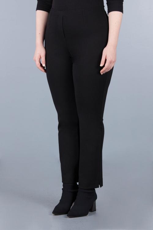 Pantalon droit - Noir