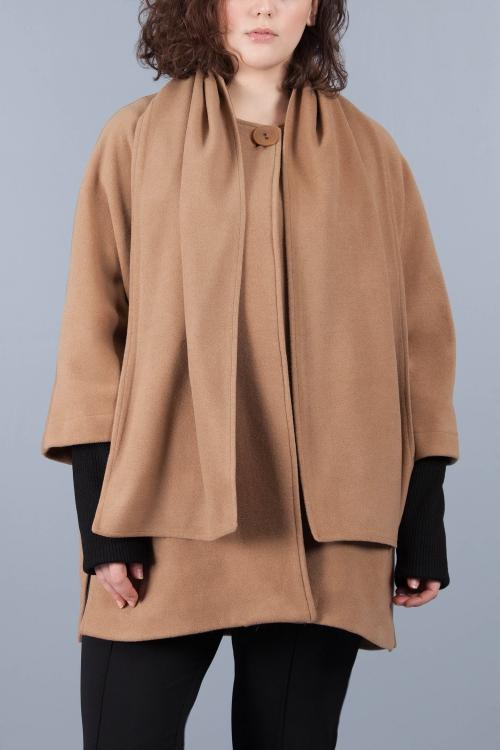 Jacket - Camel
