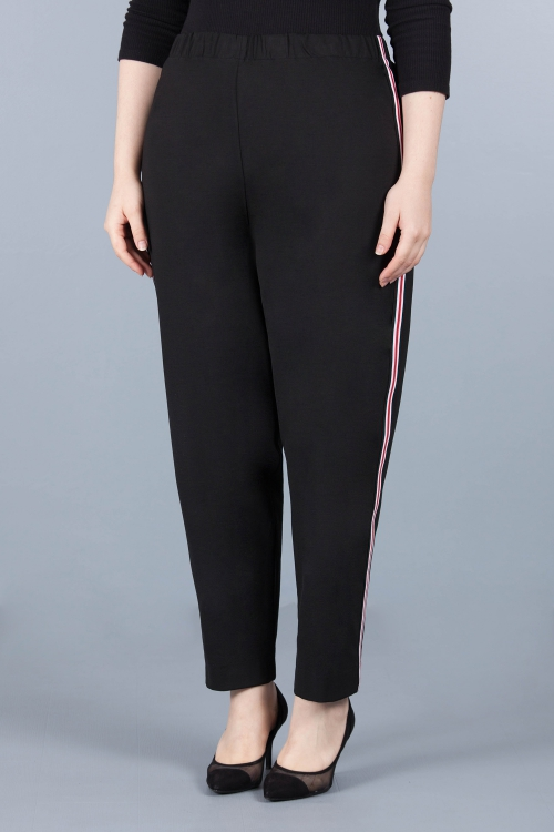Pantalon inspiration jogging - Noir