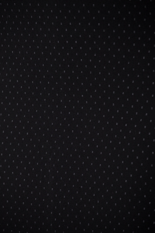 Jupe voile doublée - Noir