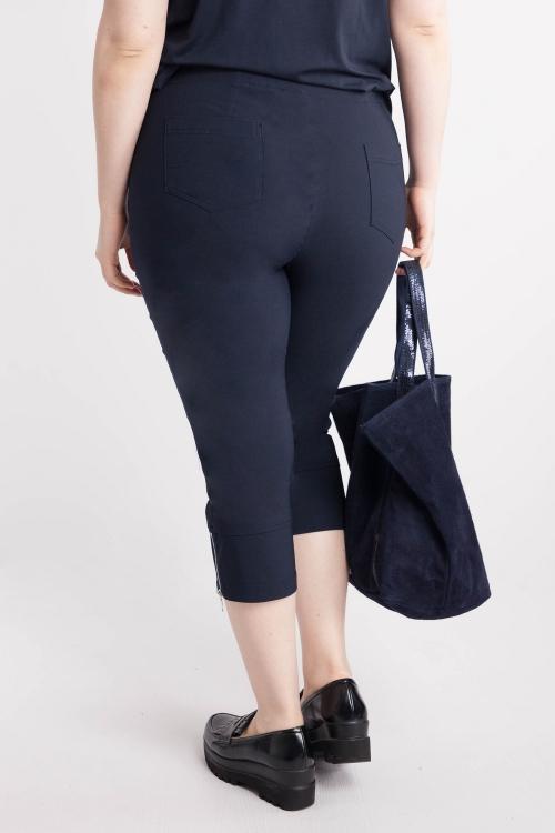 Pantalon 7/8éme - Marine