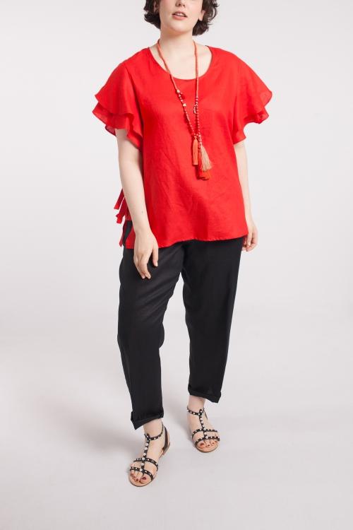 T-shirt-Rouge