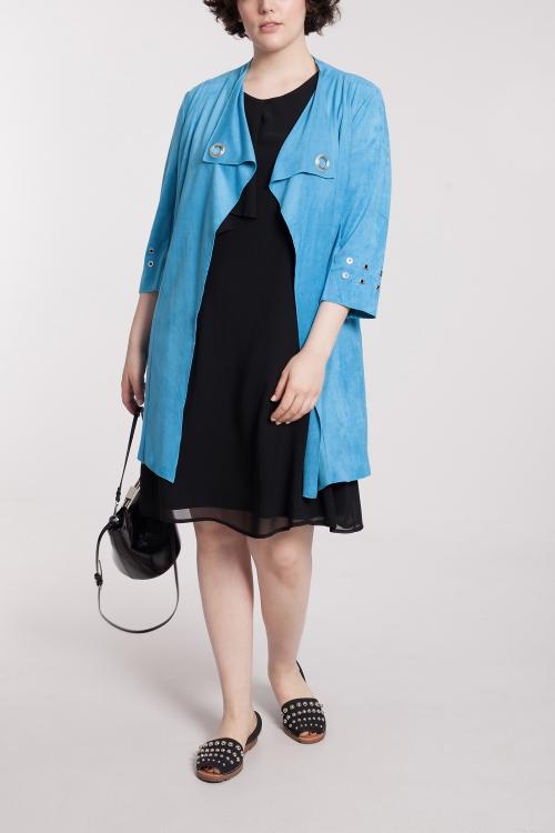 Suedine jacket