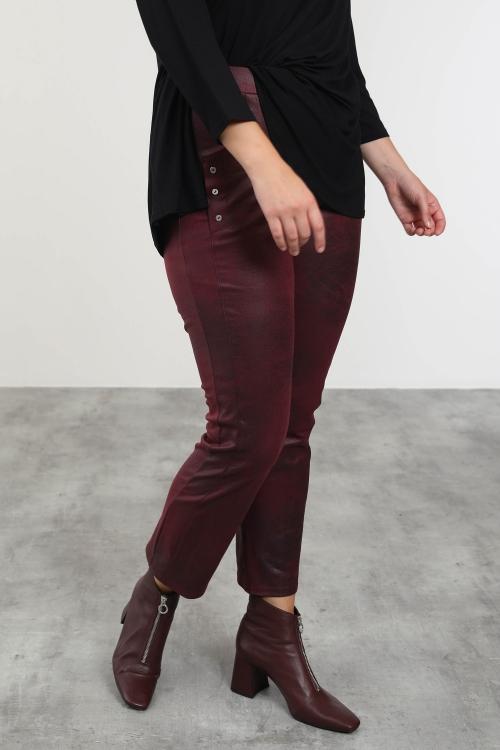 Pantalon élégant à boutons