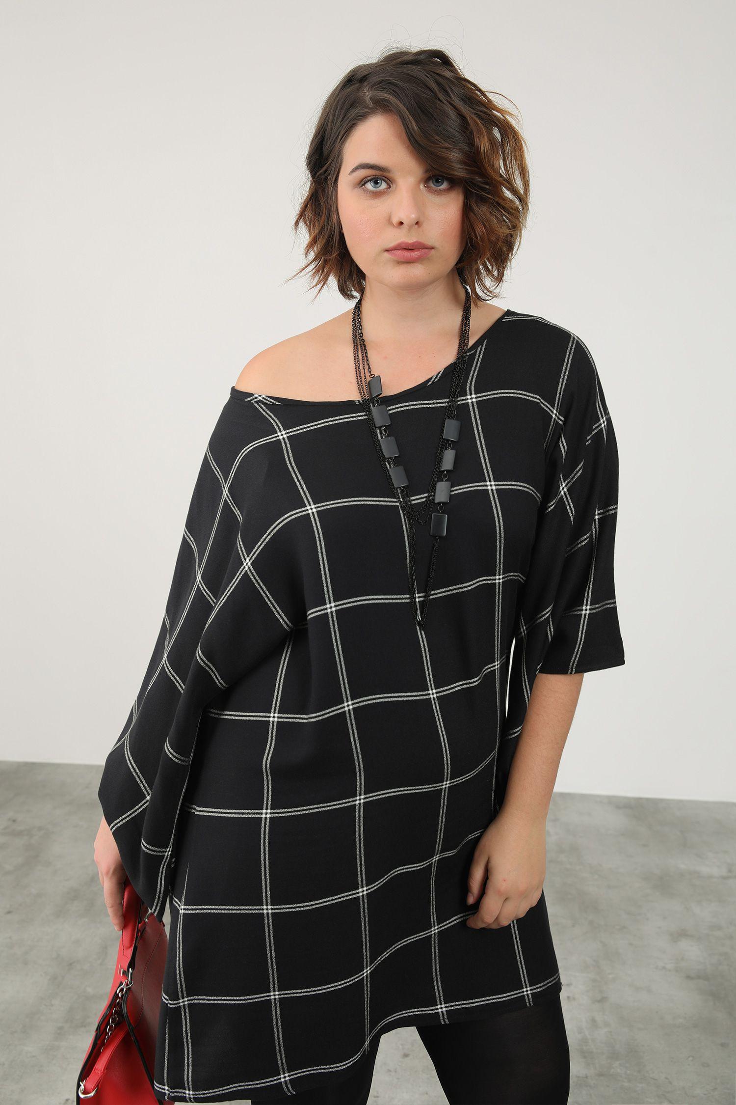 Robe chemise forme kimono
