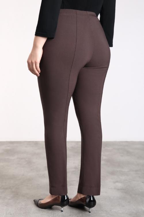 Pantalon bengaline droit