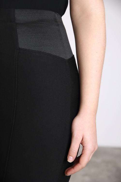 Pantalon en maille gainante