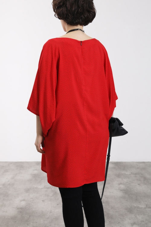 Tunique robe fluide