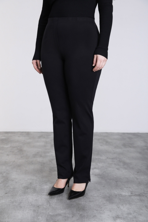 Pantalon droit long