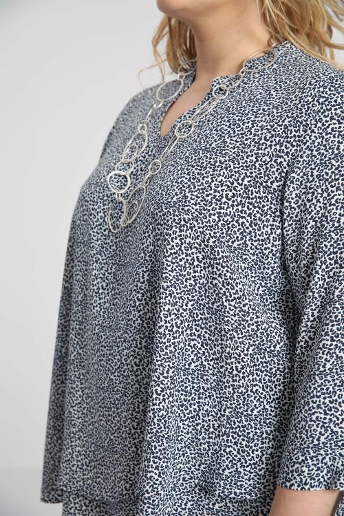 T shirt-Petitetache/marine