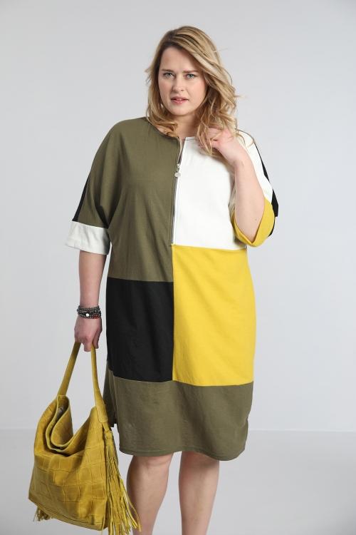 Robe tricolore