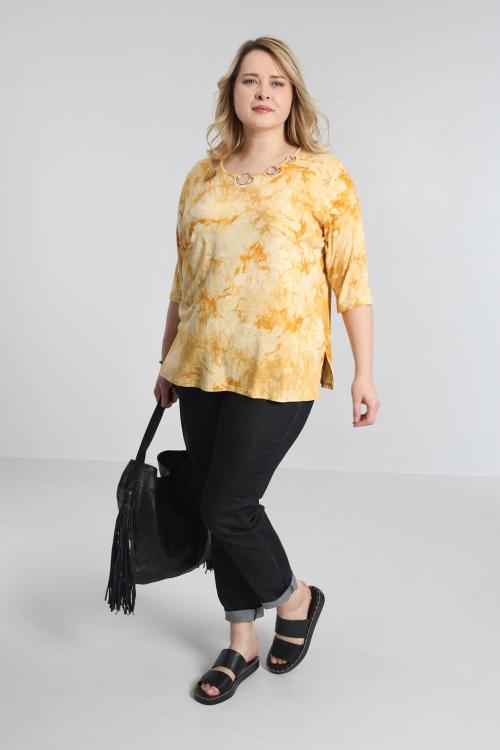 T shirt-Safran