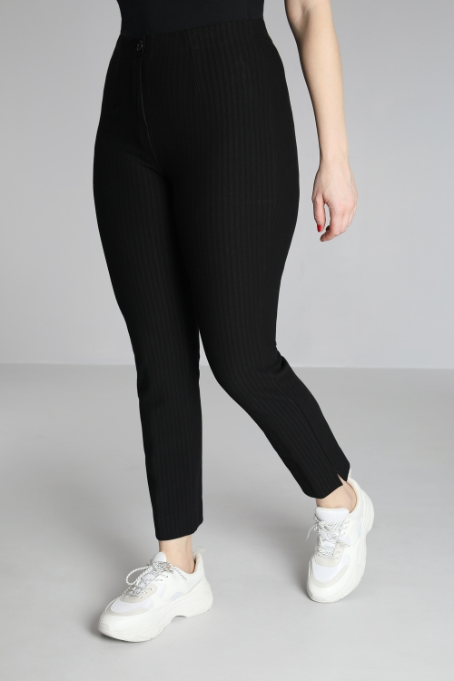 Textra Straight Fit Stretch Pants