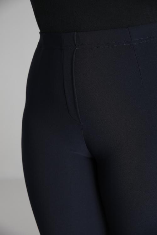 Pantalon gainant avec zip en bas