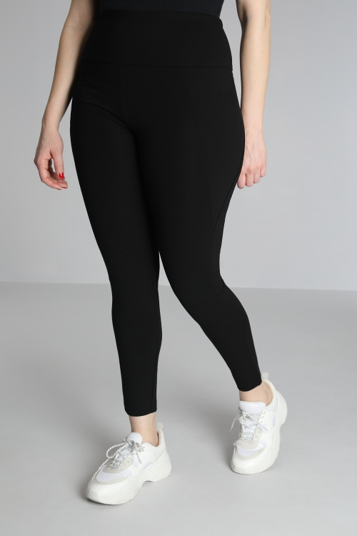 Leggings with hip support / waist