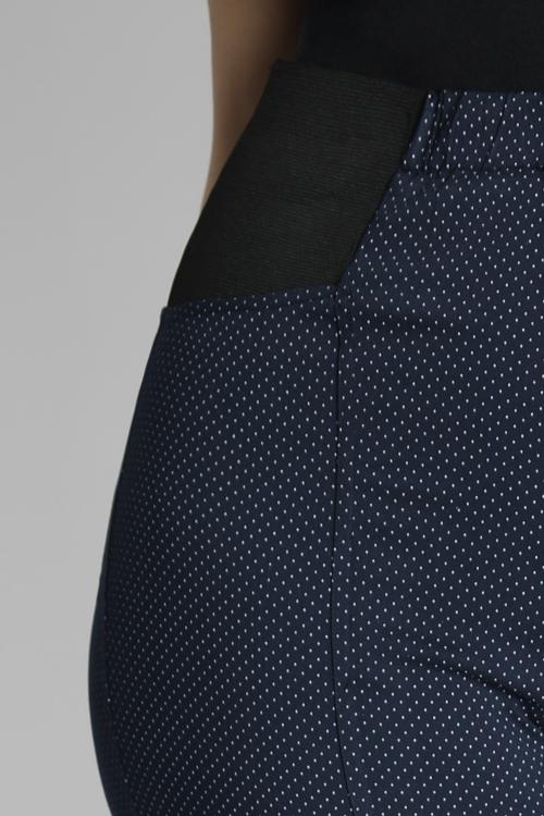 Pants with polka dots