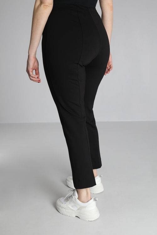 Pantalon stretch coupe droite