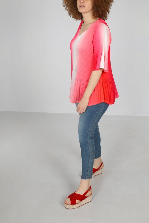 T shirt-Rouget&dye