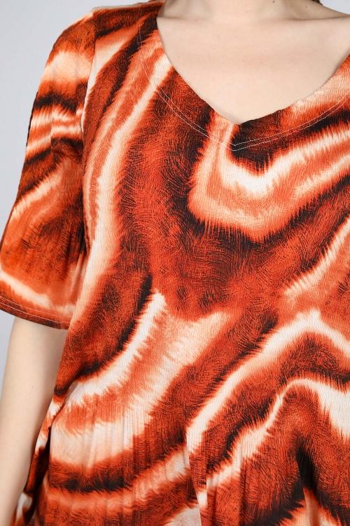 T shirt-Brun