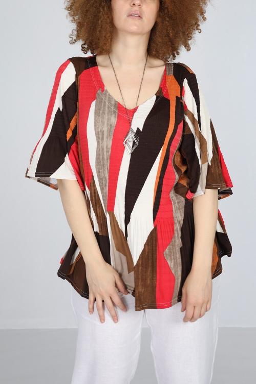 T shirt-Geometrique