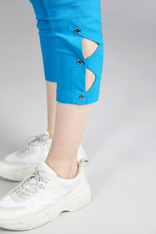 Pantalon-Turquoise