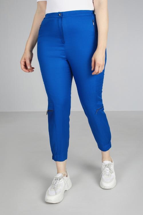 Pantalon-Bleu