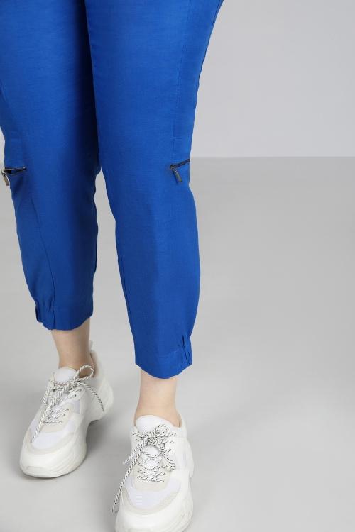 Pantalon 7/8 en lin