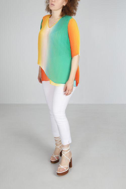 T shirt-Vert/t&dye