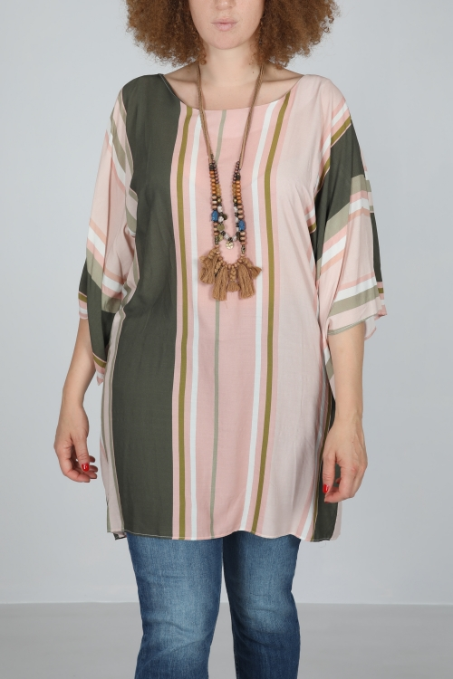 Tunic light dress
