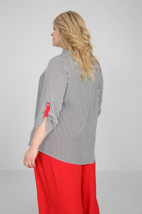 Shirt stripes game