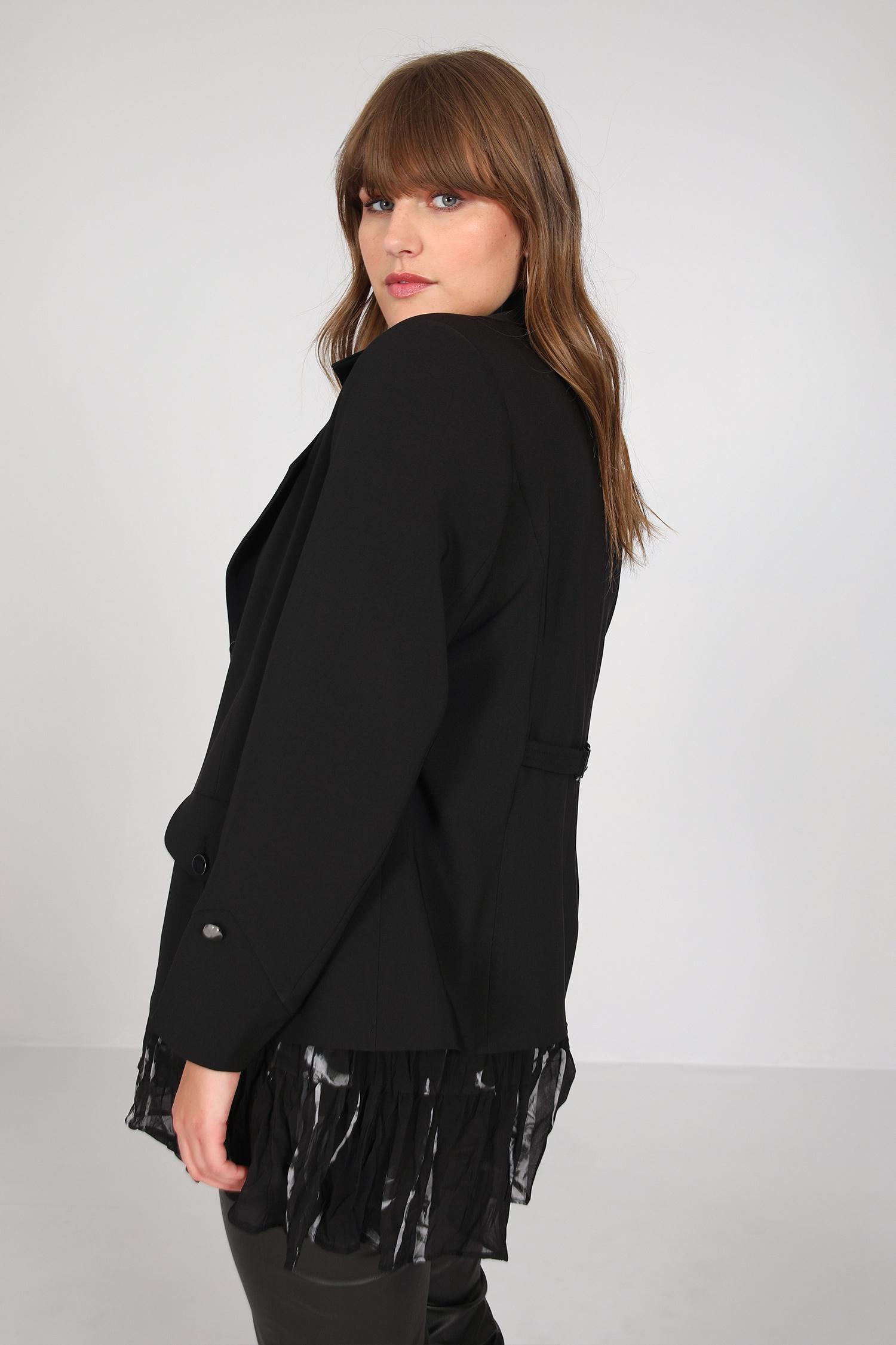 Plain suit jacket