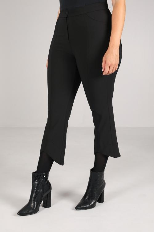 Trousers 7/8 bi strech uni