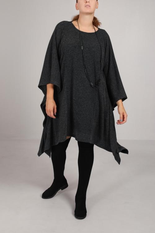 Fine knit dress
