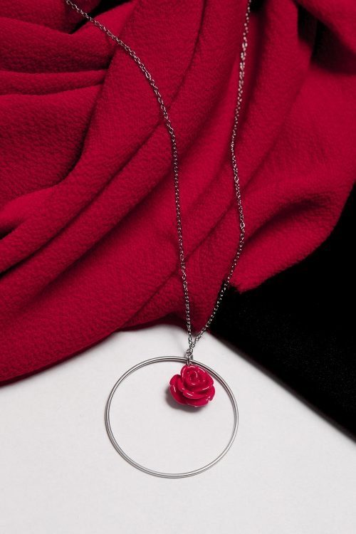 Necklace The Power of Roses