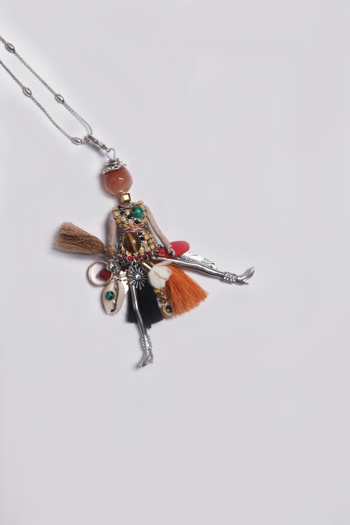 Long necklace | The Modeuses