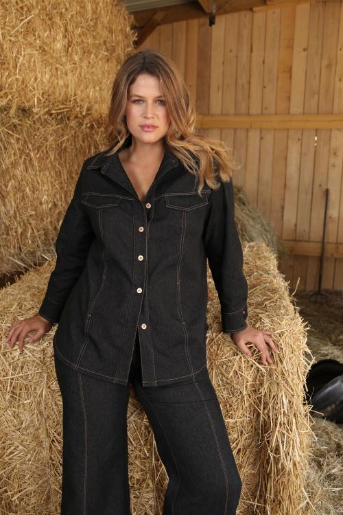 Jeans shirt / jacket