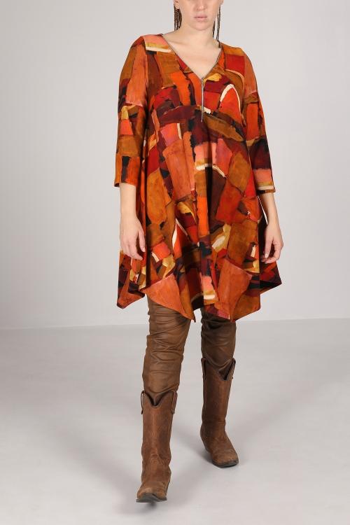 Tunic / Zip dress