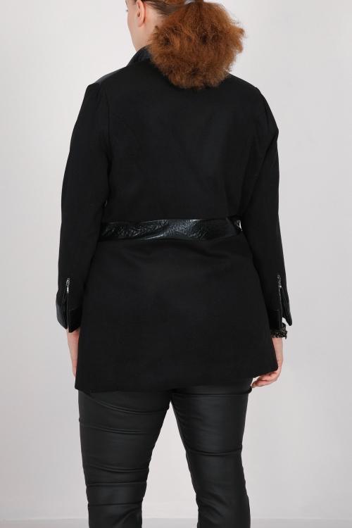 bi material jacket