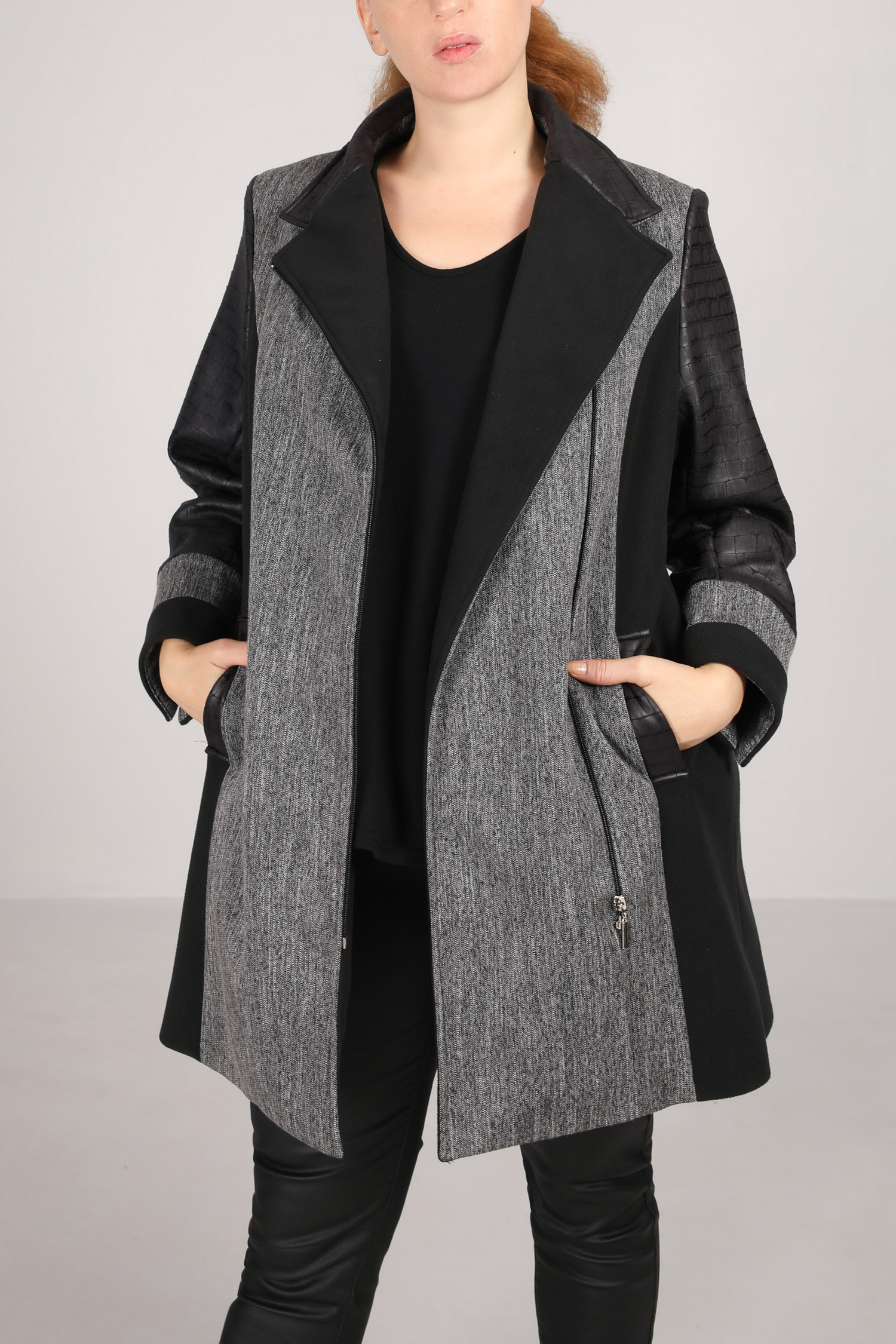 Perfecto style coat