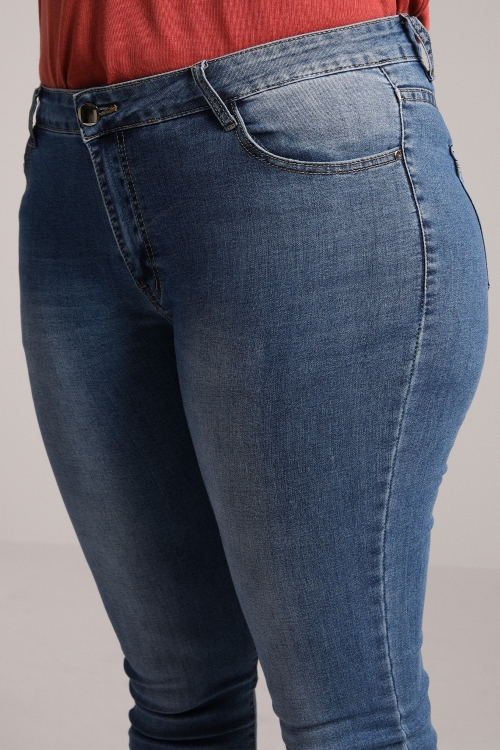 light stone jeans