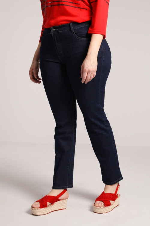 Slim Raw jeans