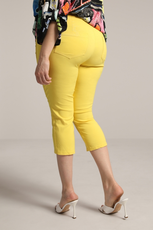 Pantalon-Jaune