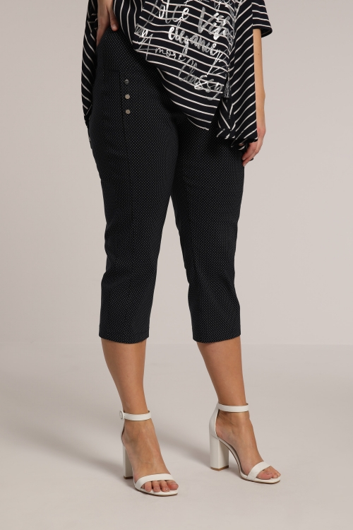 7/8 stretch pants