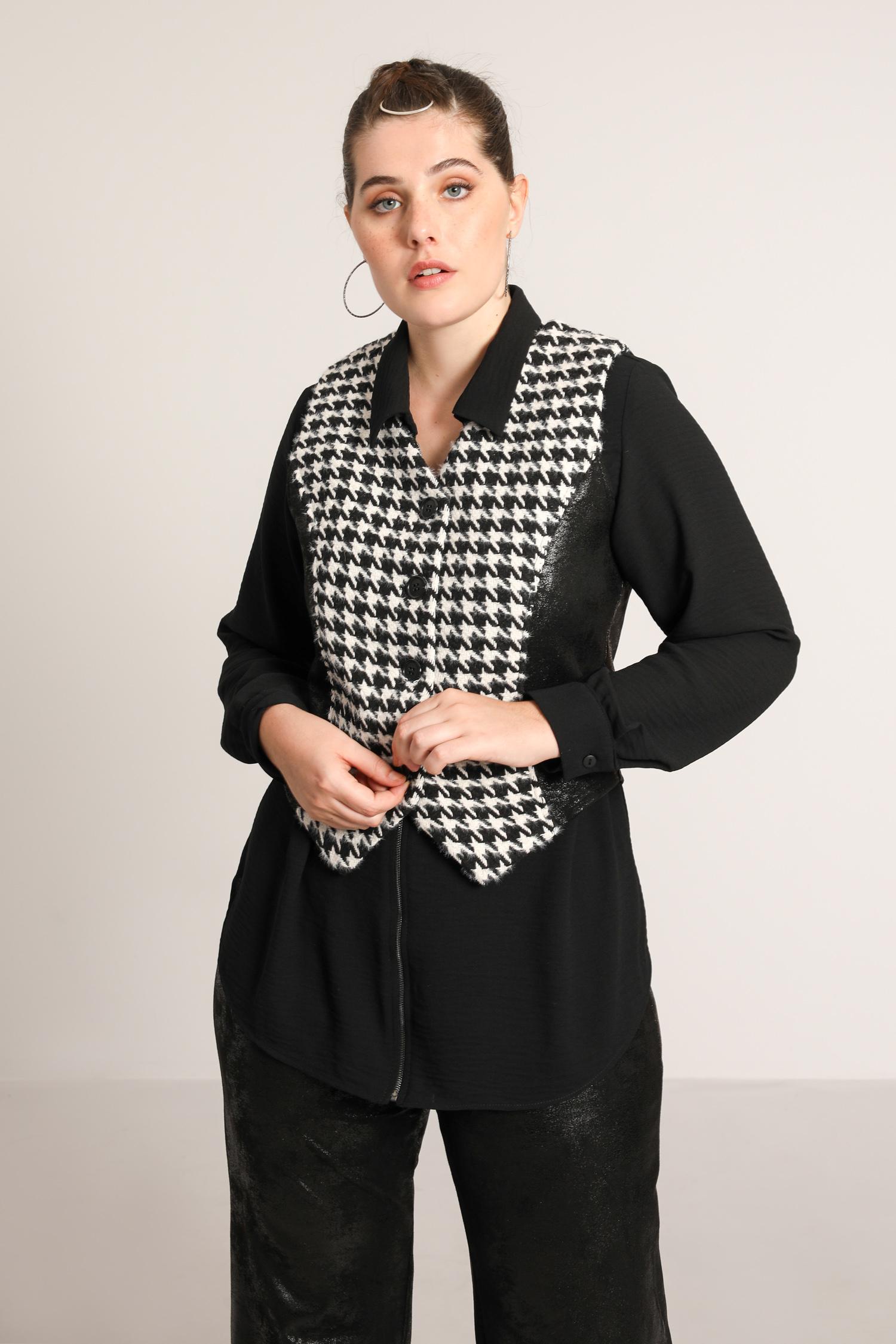 Short vest (Delivery 05/10 octobre)
