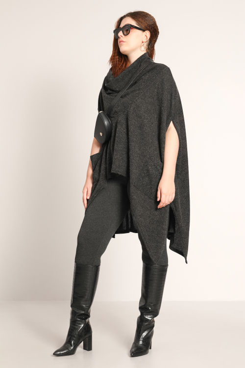 Viscose knit leggings