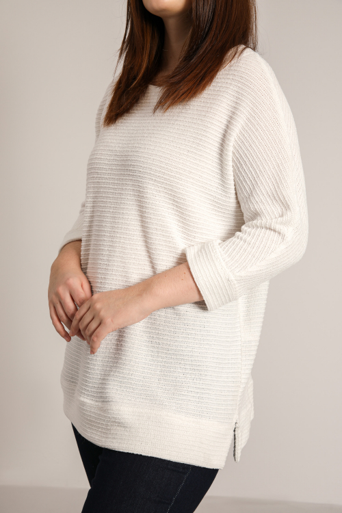 Chenille knit sweater (expedition November 30 / December 5)