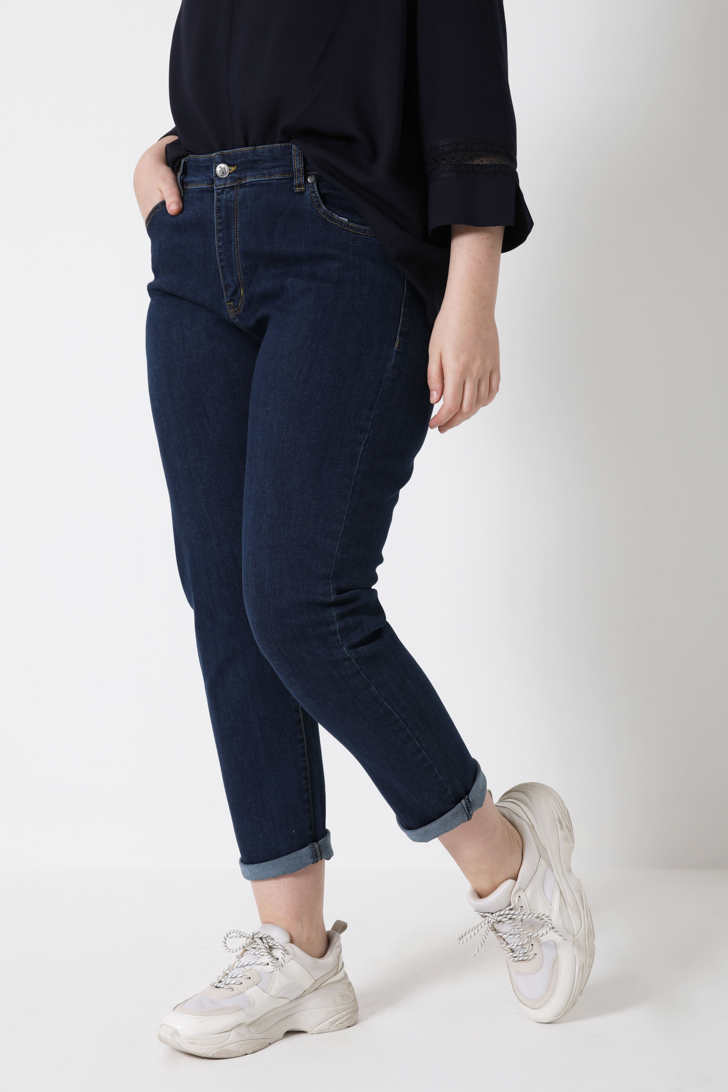 Raw jeans Organic cotton