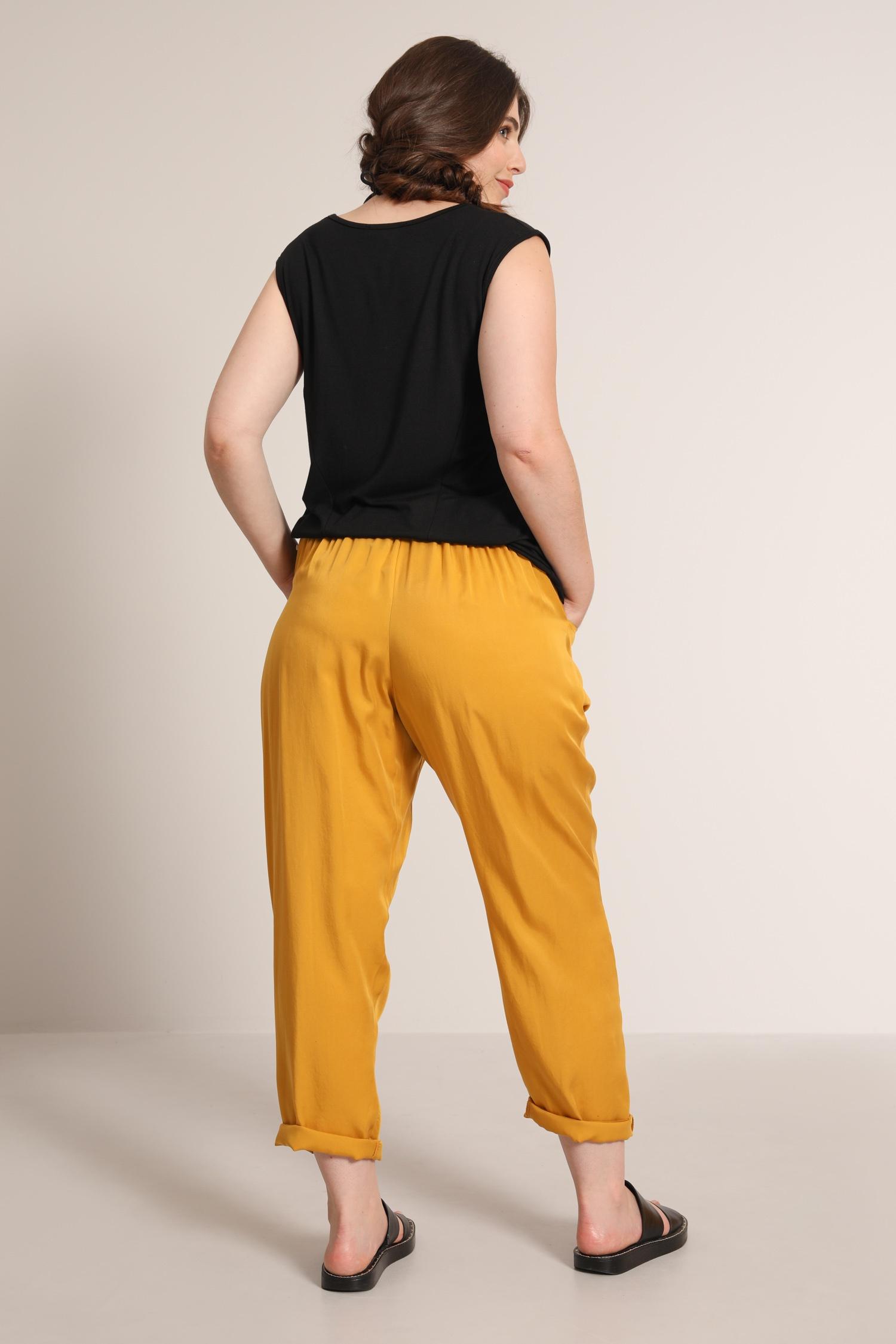 Tencel pants