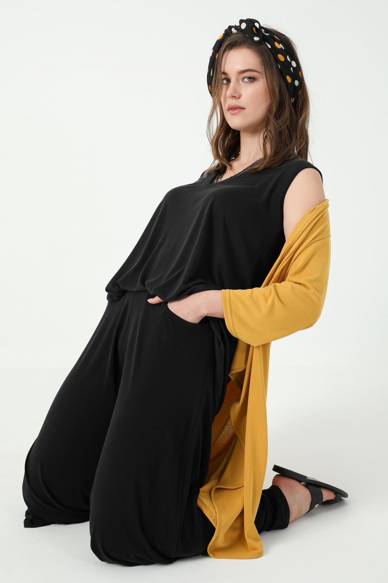 Fluid modal jacket