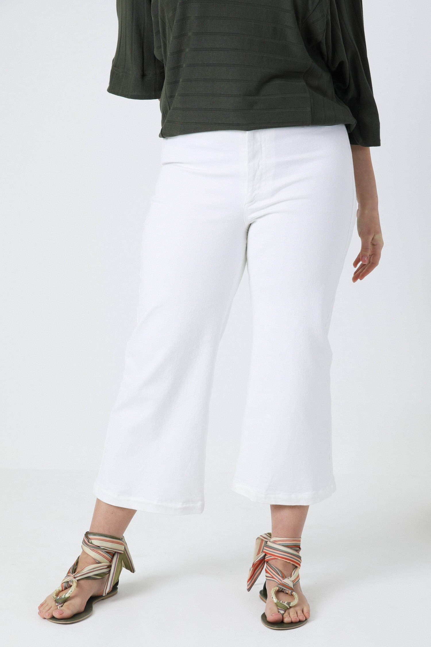 White jeans pants (Delivery 25/28 February)